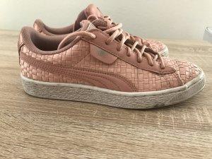 Puma Turnschuhe Gr 37,5 rosa