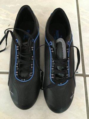 Puma Sneakers met veters zwart-lila