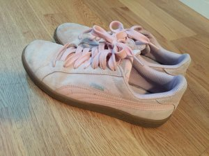 Puma Sneaker stringata rosa pallido-rosa chiaro