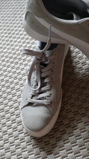 Puma Sneakers met veters veelkleurig Leer