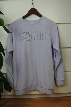 Puma Velvet Pullover • Oversized