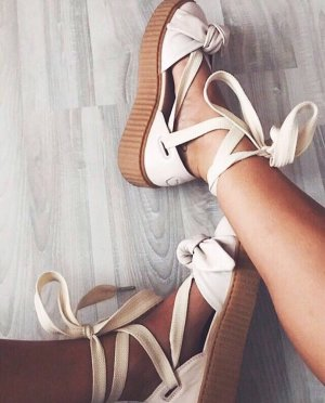 Puma x Fenty Bow Creeper Sandals Neu