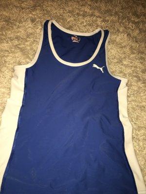 Puma Camisa deportiva azul