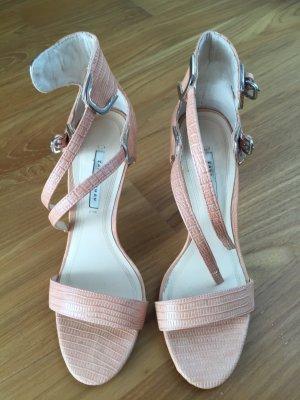 Pumos/Sandaletten Marke Zara Gr. 38