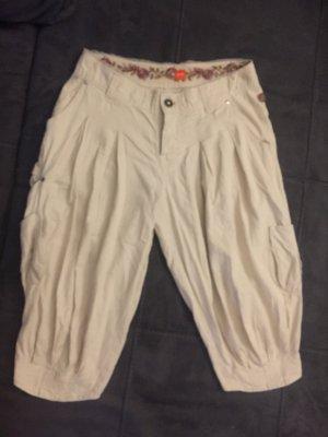 Boss Orange Pantalon large crème