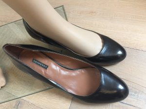 Belmondo Pumps black leather