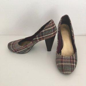 H&M Chaussure à talons carrés multicolore