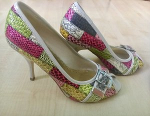 Pumps 38 bunt/colorful