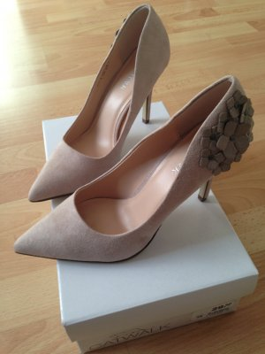 Pumps 39 Neu beige Catwalk