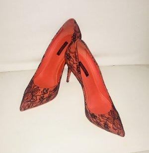 Pumps 40 rot, Dolce & Gabbana, NEU