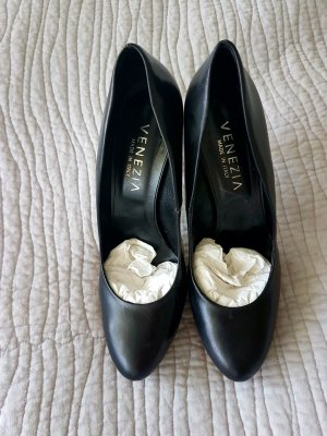 Pumps 40 Venezia made in Italy schwarz