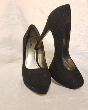 Catwalk Platform Pumps black
