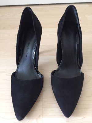 Banana Republic Spitse pumps zwart