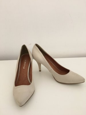 Bartu Pumps white-natural white