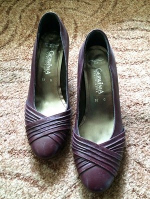 Zapatos Informales lila