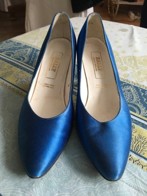 Bally Pumps neon blue