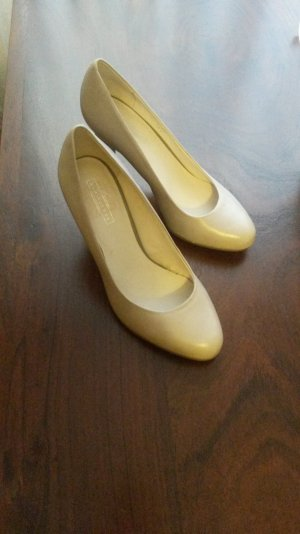 Pumps Beige Fifth Avenue Gr.37