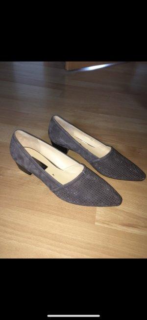 Gabor Loafers grijs