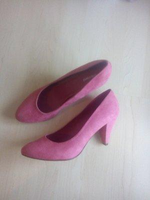 pumps fuchsia pink 41