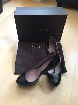 Gucci High Heels black