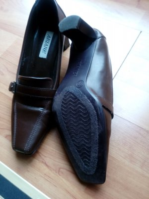 Ariane Pumps dark brown