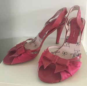 "Pumps in Lackleder, pink ""Fornarina"", Größe 40"