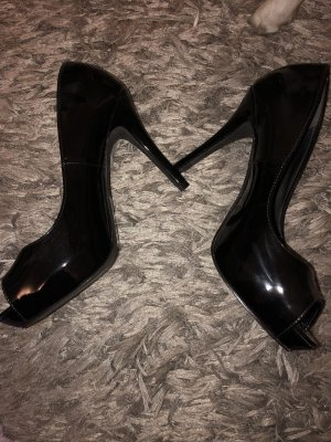Woman for H&M Plateauzool pumps zwart