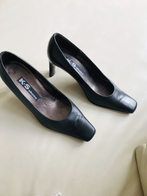 K+S Shoes Business Shoes black
