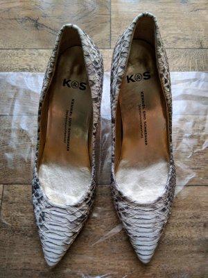Kennel und Schmenger High Heels multicolored leather