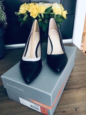 Adidas Zapatos de punta negro