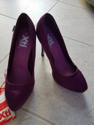 Pumps, lila, Gr. 36, neu
