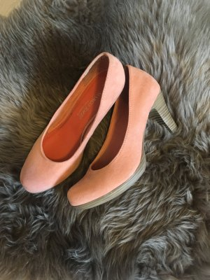 Pumps mandarine