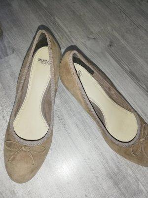 Minozzi Milano Zapatos Informales marrón grisáceo