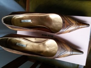 Pumps Miu Miu Gr. 38