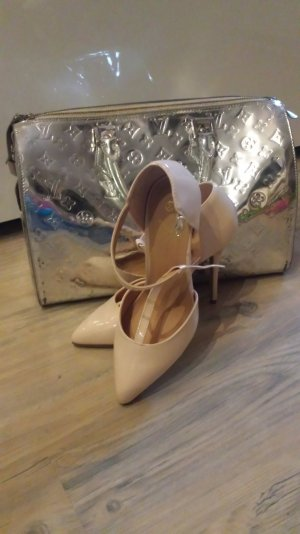 Pumps Nude Gr. 37 neu