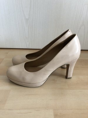 Pumps Nude Gr. 38 1/2