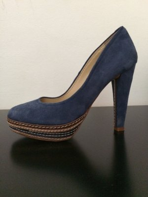 Pumps PacoGil in Nubukleder