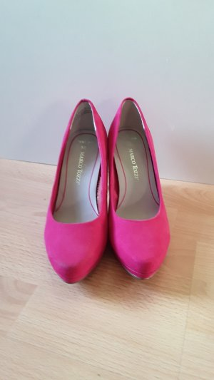 Pumps pink Marco Tozzi 39