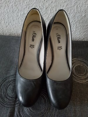 pumps s.oliver in grau