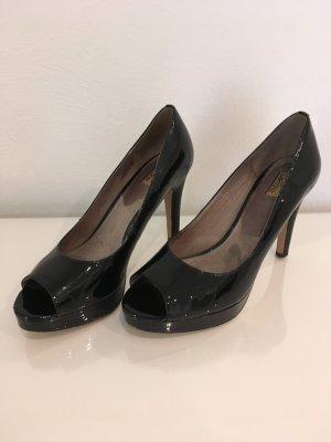 Pumps schwarz high heels 37 Helen billkrantz Hohe Schuhe Blogger Fashion