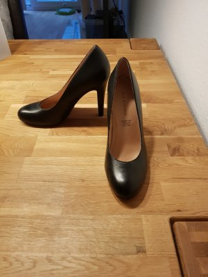 5th Avenue Tacones altos negro