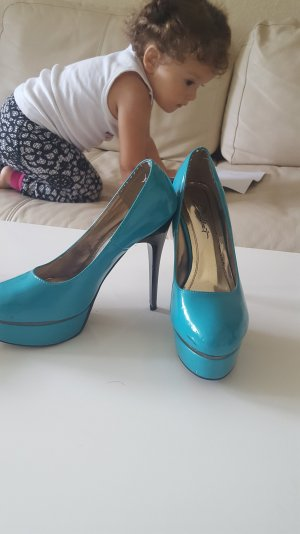 Pumps sehr bequem toll Farbe