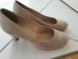 Tamaris Zapatos Informales beige claro Imitación de cuero