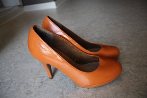 Pumps Tamaris orange 38 High Heels korall apricot