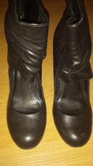 3 Suisses Shoes black leather