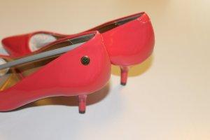 Pumps von Blink in Pink-Rot