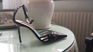 Christian Lacroix High Heels multicolored