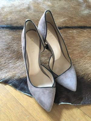 Guess Pointed Toe Pumps multicolored