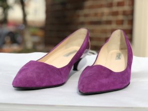 Pumps von LK Bennett in lila - Prinzessin Kate