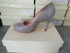 buy popular 98aaf cc3b0 Marian Décolleté grigio chiaro